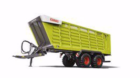 Immagine per la categoria Carro per il trasporto di trinciato  CARGOS 760-740